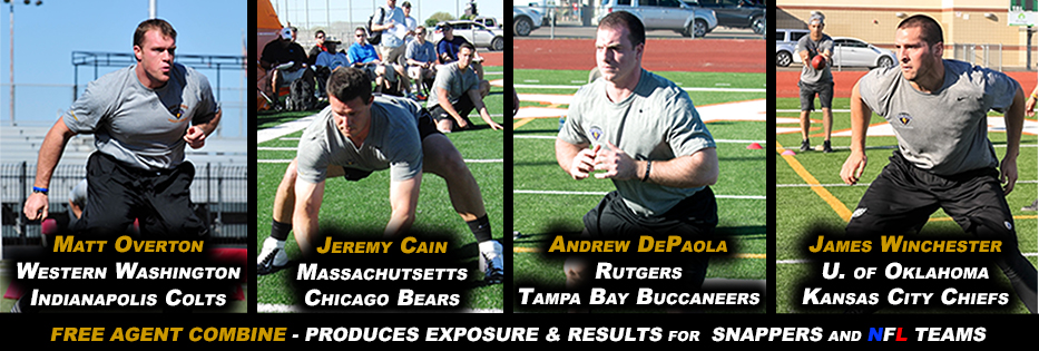 COLLEGE SNAPPERS BENEFIT FROM COACH ZAUNER'S PROGRAMS