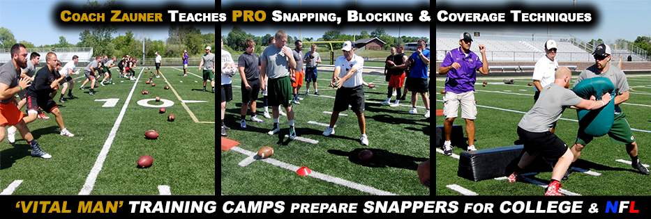 ONE on ONE LESSON & COLLEGE SENIOR COMBINE PRODUCING RESULTS FOR SNAPPERS