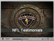 nfl testimonials